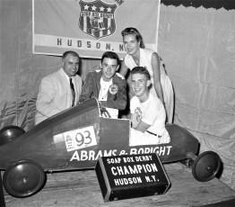 Soap Box Derby Banquet Hudson 1957 (4)