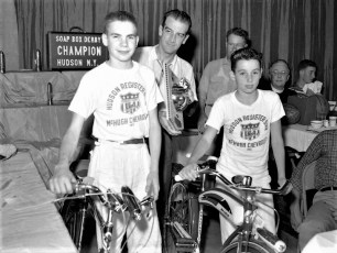 Soap Box Derby Banquet Hudson Elks Club 1958 (5)