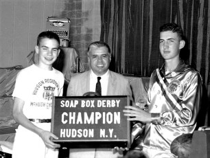 Soap Box Derby Banquet Hudson Elks Club 1958 (6)