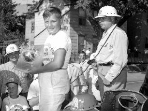 Soap Box Derby Hudson NY 1954 (16)