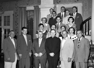 St. Mary's 25th Anniversary Alumni Hudson 1955