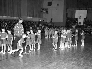 St. Mary's Academy 1st Grade Basketball 1962 (2)
