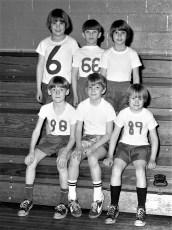 St. Mary's Academy 1st. Grade Basketball Hudson 1973 (2)