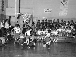 St. Mary's Academy Basketball Hudson 1973 (2)