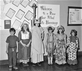 St. Mary's Academy Bicentennial Day Hudson Nov. 1975 (4)