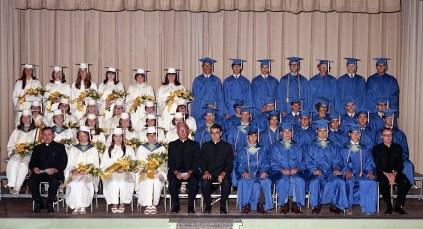 St. Mary's Academy Graduation 1970 (12)