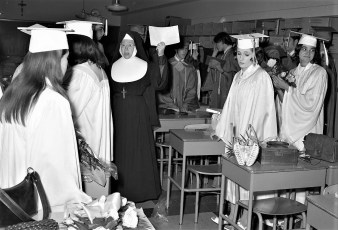 St. Mary's Academy Graduation 1970 (2)