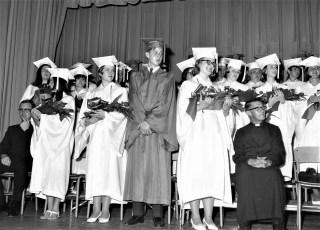 St. Mary's Academy Graduation Class of 67 (5)