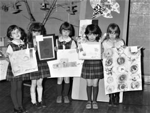 St. Mary's Academy Poster Contest 1973 (1)
