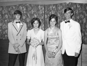 St. Mary's Academy Prom 1970 (2)
