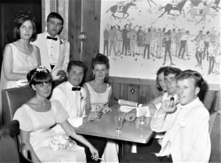 St. Mary's Academy Senior Ball 1967 (1)