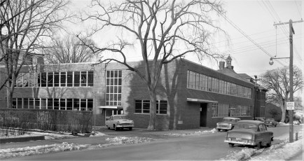St. Mary's Academy construction May to Dec. 1956 (13)