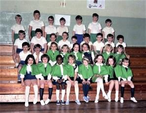 St. Mary's Elementary  Basketball  Hudson 1971 (2)