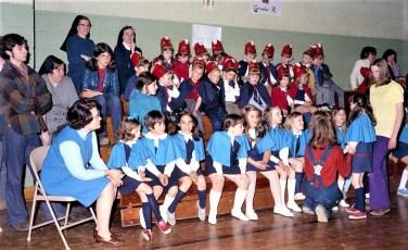 St. Mary's Elementary  Basketball  Hudson 1971 (6)