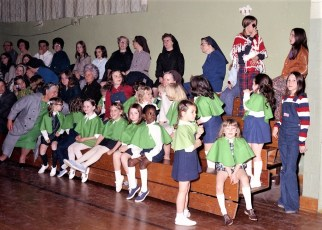 St. Mary's Elementary  Basketball  Hudson 1971 (7)