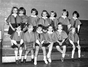 St. Mary's Kindergarten B-Ball 1968 (7)