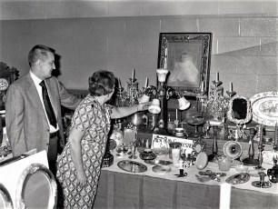 St. Mary's School Antique Show Hudson 1972 (2)