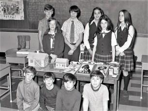 St. Mary's School Class Electives Hudson 1972 (2)