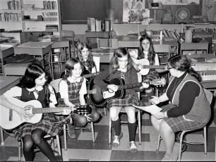 St. Mary's School Class Electives Hudson 1972 (4)