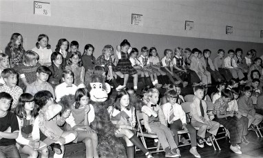 St. Mary's School Student Assembly Hudson 1972 (3)