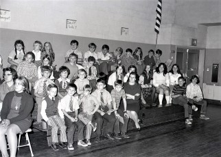 St. Mary's School Student Assembly Hudson 1972 (5)