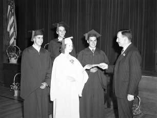 Tivoli High School Class of 1950 (3)