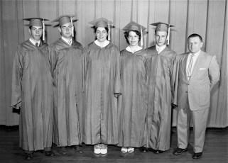 Tivoli High School Class of 1956