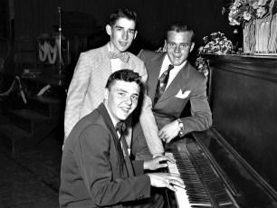 Tivoli High School concert 1953