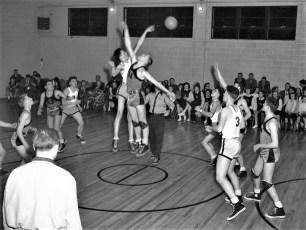 Tivoli School Varsity Basketball 1949-50 (2)