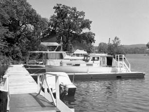 Catskill Marina Catskill Creek  1976 (5)