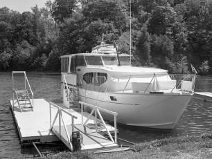 Catskill Marina Catskill Creek  1976 (6)