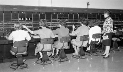 NY Telephone Co. Operator trainees Catskill 1966