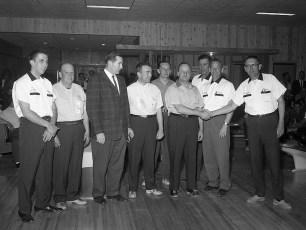 Chatham Bowl Grand Opening 1963