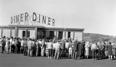 Chief Taghkanic Diner Grand Opening Rt. 203 Chatham 1964 (2)