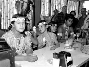 Chief Taghkanic Diner Grand Opening Rt. 203 Chatham 1964 (5)