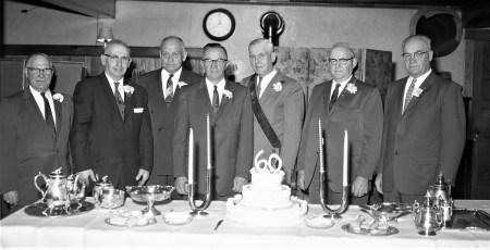 Claverack Grange #943 60th Anniversary 1962
