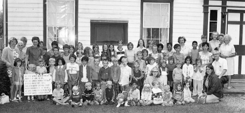 Clermont Bible School 1974 (1)