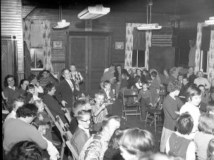 Clermont Fire Dept. Xmas Party 1956 (4)