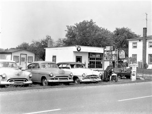 Guys Clermont Motors Rt 9 Clermont 1959 (1)