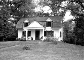 Robert R. Livingston Estate and Grounds Clermont 1965 (2)