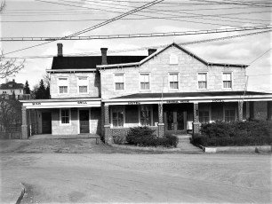 Central House Hotel G'town 1947