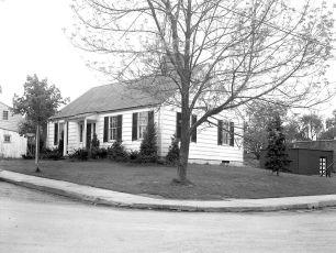 Dr. Hugh Henry's Office 1947