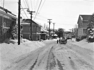 Main Street G'town winter 1947