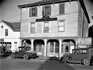 Odd Fellows Hall G'town 1947