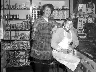 Rasche, Mr & Mrs 1949