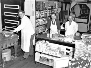 Trace Rockefeller Central Market 1947