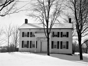 Dimes (Gaschel) house Main Street 1950 (2)