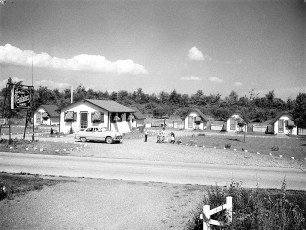 Jerene Cabins Rt 9G 1951