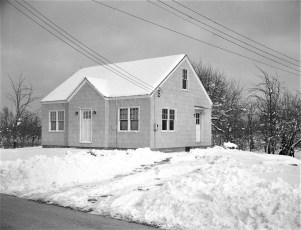 Reg & Lucy Rifenburgh G'town 1950