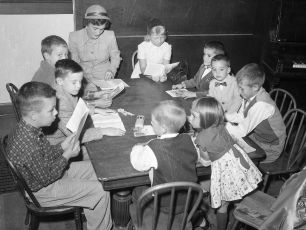 Methodist Sunday School 1956 1